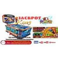 Best Fishing Game Machine 3D Wu Kong 2 IN 1 Link Jackpot Taiwan Gaming Fishing Game Machine(hui@homi
