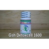 GSH Detoxcell 1600 Glutathione with Placenta and Stemcell