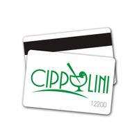 Loyalty Management Custom Logo Printing PVC Magnetic Stripe Card thumbnail image