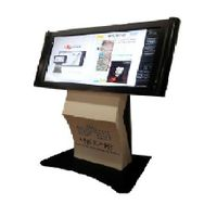 Height Adjustable Kiosk