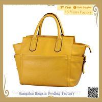 New summer design genuine leather handbag for ladies thumbnail image