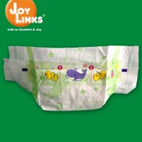 Disposable Super Absorbent Diaper (A Series)