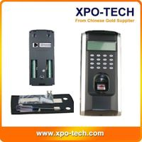 2013 Hot sale fingerprint reader for access control with free SDK F7 thumbnail image