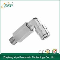 MPLL eason china ningbo copper pneumatic compression fittings