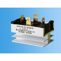 ZPQ single phase rectifier bridge of the power generator