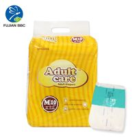 Super Absorption Wet Indicator Disposable Adult Diapers For Elderly Suppliers Manufacturer