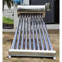 Non Pressure Solar Energy System Hot Water Heating Geyser Solar Water Heater