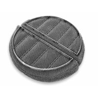 Nickel knitted demister pad & mist eliminator for sale