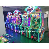 China Supplier Coin Operated Amusement Game Machines Ball Drop Arcade Redemption Game Machine For Sa