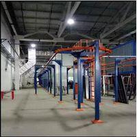 Electrostatic powder coating plant for sale thumbnail image