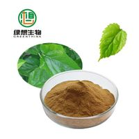 High quality free samples 1%/2%/3%/10% 1- DNJ mulberry leaf extract