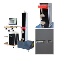 Stable Loading Tensile Strength Measuring Machine with Accuracy Calibration thumbnail image