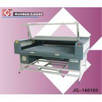 Laser Cloth Cutting Machine JG-160100 thumbnail image