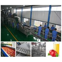 Apple Processing Line Machine, apple juice production line machine thumbnail image