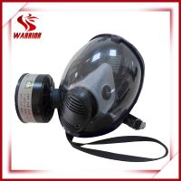 Chemical protective safety gas mask with cartridge &filter thumbnail image