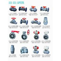 CPVC, UPVC, ABS valves
