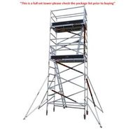 Scaffold Equipment Aluminium Scaffolding Tower