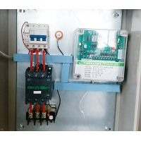 Dust removal pulse digital display controller