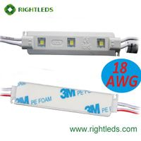 SMD2835 Injection led modules for channel letters