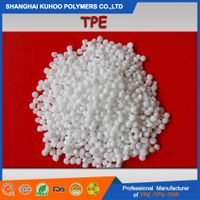 SEBS/PP EPDM based TPE/TPV rubber granule