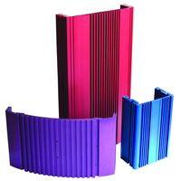 6063 6061 6005 aluminum heatsink profiles