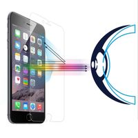 Top quality anti-blue light tempered glass screen protector for iPhone 6, 6S, 7, 7 Plus