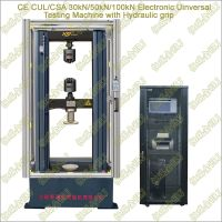 Electromechanical Universal Testing machine with Protective Cover thumbnail image