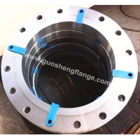 JIS B2220 steel slip on plate SOP flanges
