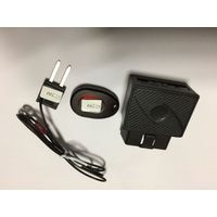 Online Waterproof Mini OBD GPS Tracker GPS Tracking Device with RF remote control to stop the engine