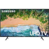 "Samsung 7 Series UN75NU7100F - 75"" LED Smart TV - 4K UltraHD - Charcoal Black"