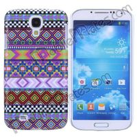 Special Design Tribal Pattern Back Cover Hard Case for Samsung i9500 Galaxy S4 SIV i9505 i9508