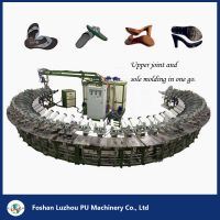 Polyurethane Foaming Machine for Shoe Sole
