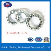 Stainless Steel&Carbon Steel DIN6798A External Serrated Lock Washer with ISO thumbnail image