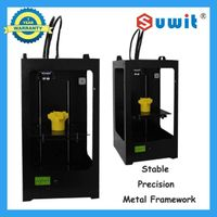 China Industrial suwit 3d printer CE Certificate