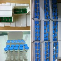Lyophilized Steroid Powder Melanotan II Sexual Impotence Peptide Tanning CAS 121062-08-6