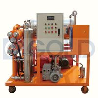 ZJC-R Series Vacuum Lubricating Oil Recycling Machine