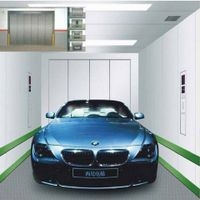 Car Elevator / Lift HK-C004 thumbnail image