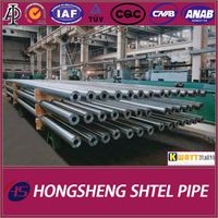 Top quality seamless steel pipe made in Shandong thumbnail image