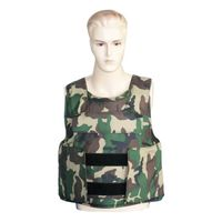 Bullet-Proof Vest , Constructed To NIJ 0101.06 Standard
