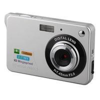 2.7-inch Anti-Shake Digital Camera