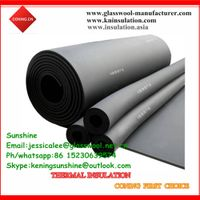 NBR PVC armaflex rubber foam insulation