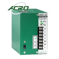 AD1240S.Series:DIN Rail Power Supply, 240W, Single Output
