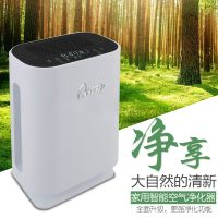 Home air purifier with hepa filter and negative ion for indoor air cleaning ZJA-0036L thumbnail image