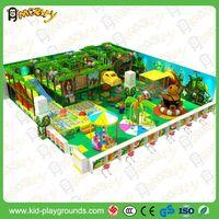 Kid Indoor Soft Playground,Children's Play Equipment,Indoor Playhouse thumbnail image