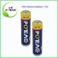 Alkaline Battery LR6 1.5V