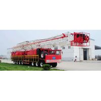 Mobile drilling rig,truck mounted oil drilling rig