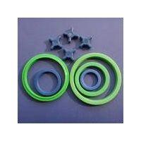 PU seals, PU hydraulic seals, PU prodcuts, Customize PU parts, PU shaft couplings thumbnail image