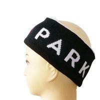 custom sports knitted headbands sweatbands thumbnail image