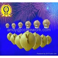 Display shell Fireworks 1.3G 2 3 4 5 6 inch for Events party New Year Christmas Easter National day thumbnail image