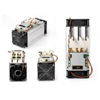 Professional Mining Sale 10pcs Antminer S7 Bundle PSU Total Hash Rate 47TH/s Bitcoin Miner